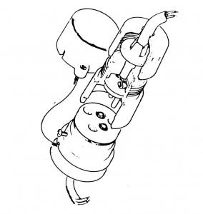 dekstekkers Dri-Plug 2 en 3 polig