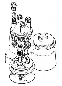Combi dekstekker Dri-Plug