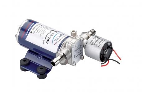 Drinkwaterpomp (electronische sensor)