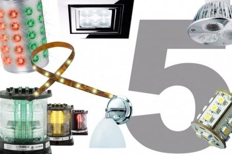 Verlichting, lampen en armaturen