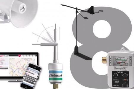 Antennes, Intercom, Audio en Alarmsystemen